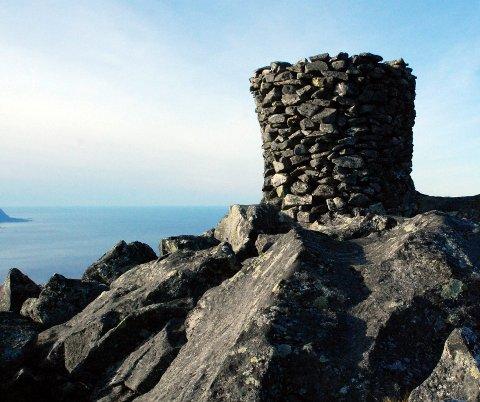 Matmora: Matmora 788 moh. i Vågan kommune. For å komme dit kan man gå fra Delp eller fra Rangeldalen. Foto: Arkiv