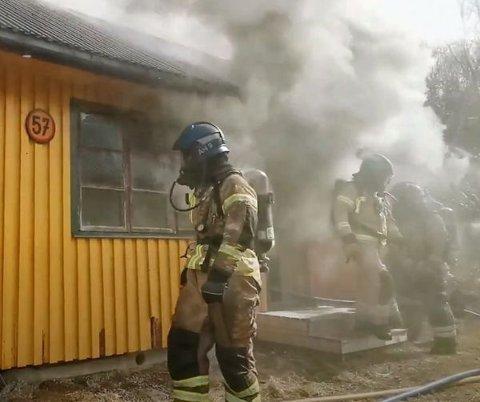 Vågan Brann og Feiervesen har utdannet sju nye brannkonstabler.
