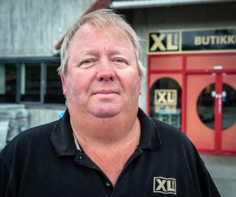Geir Sivertsen ble ny daglig leder ved XL-bygg Bernhard Olsen på Gruben i sommer. Nå kan 13 av hans ansatte tas ut i streik