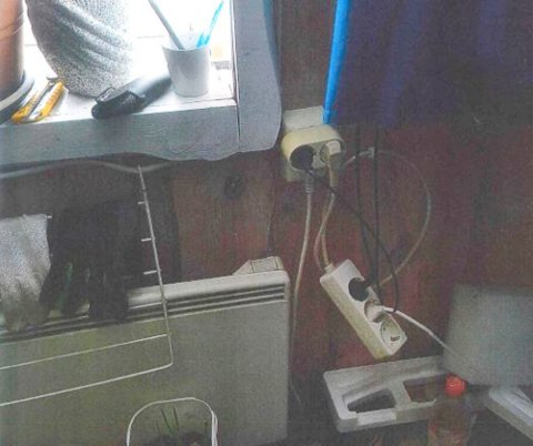 LEDNINGSSURR: Sesongarbeiderne hadde selv funnet løsninger som ikke ble satt pris på av brannvesenet.