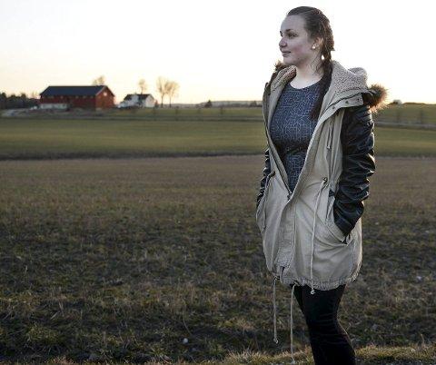 TRENER SEG FRISK: Ved å trene har Lena fått ny energi og mer overskudd.