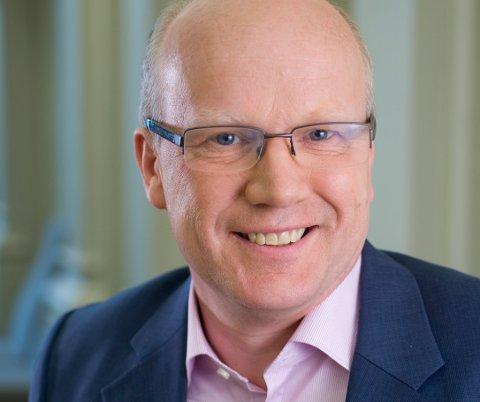 Hårek Elvenes, stortingsrepresentant Høyre, medlem av justiskomiteen.