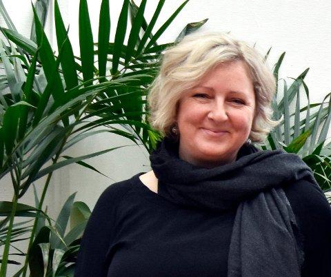 INVITERER: Oppdragsleder Sanda Knutson ved Universitetet i Sørøst-Norge.