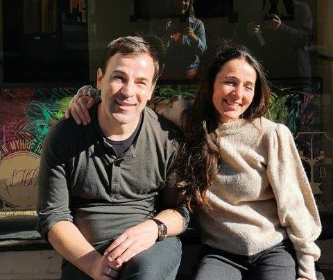 Broren til Verena, Jimmie, har stått på for fullt det siste året for å samle inn nok penger til stamcelletransplantasjon for Verena i Moskva.