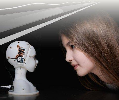 Fra forsiden på regjeringens nasjonale strategi for kunstig intelligens