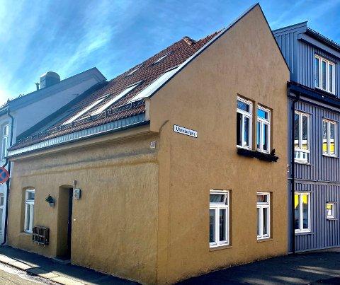 KARDEMOMMEBY: Et lite hus på koselige Kampen