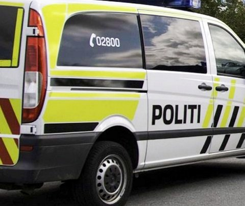 Politiet rykket ut etter melding om branntilløp i en bolig på Andenes. Illustrasjon.