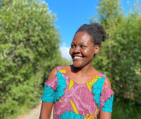 Ireen Mbuna frå Malawi