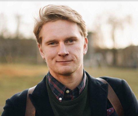Knut Skinnes, klyngeleder i Norwegian Wood Cluster