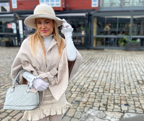 BARNDOMSDRØM: Turid Strømfors (25) er videre til semifinalen i Miss Norway. - Dette er en barndomsdrøm som går i oppfyllelse, sier deltakeren.