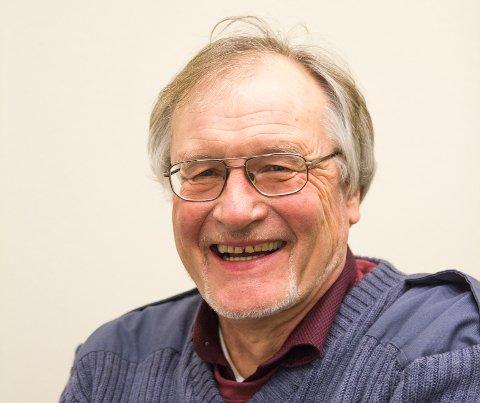 NYTT PARTI: Den tidligere Ap-nestoren Mathias Dannevig er med i etableringen av INP i Lier.