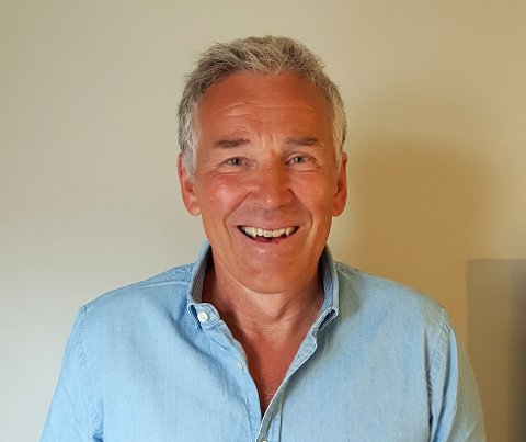 Ny stilling: Thor-Einar Haugom (56) er ny daglig leder i Rakkestad Energi.