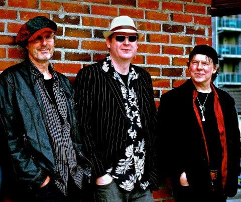 BLÅ TONER: Fredag blir det trøkk i Bassgarasjen når Berdon Kirksæther & Twang-bar Kings står på scenen.