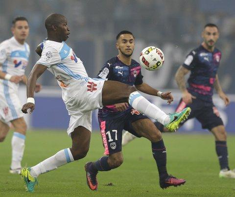 Bordeaux og Adam Ounas står uten seier i de fem siste seriekampene.