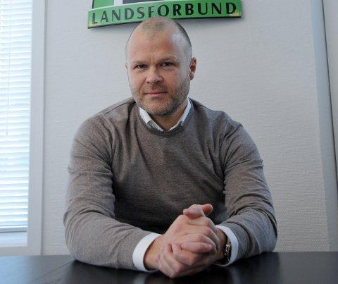 GRIP INN: - Strømprisene er for høye om dagen. Noe må gjøres. Staten kan handle om den vil, fastslår distriktsleder i Huseiernes landsforbund, Thor Johan Larsen.