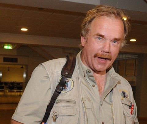 Leder for miljøvernforbundet, Kurt Oddekalv, har igjen vendt blikket og oppmerksomheten mot Raudsand.