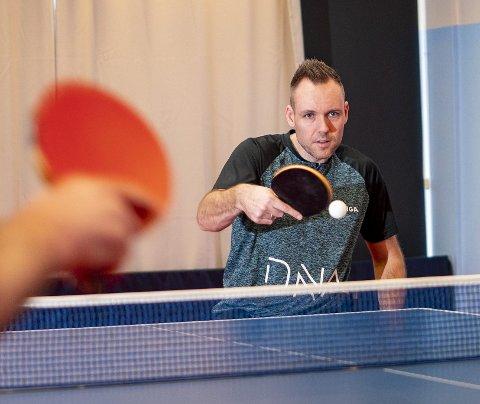Tommy Urhaug er ein av gullkandidatane til Paralympics i Tokyo.