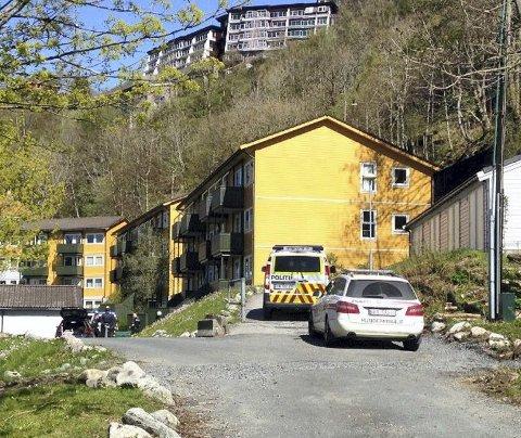 En mann ble sendt til sykehus etter å ha blitt knivstukket 14. mai.