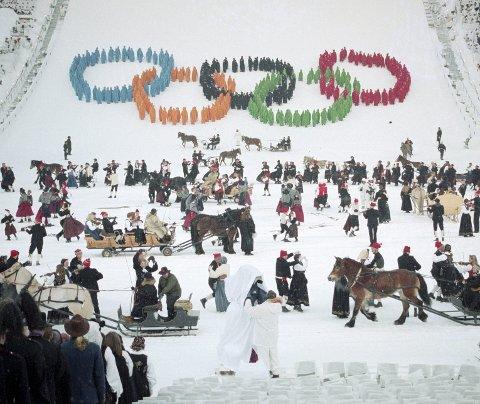En mulighetsstudie har vist at det er mulig å arrangere et OL på Vestlandet i 2030. Også Telemark og Lillehammer leker med tanken om et nytt OL. Et samarbeid kan være veien å gå, men foreløpig har ikke Vestlandet vært i kontakt med noen av de andre stedene. Arkivfoto: NTB scanpix