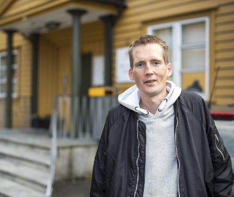 Kaspar (38) har stemt ved årets stortingsvalg, for første gang på mange år.