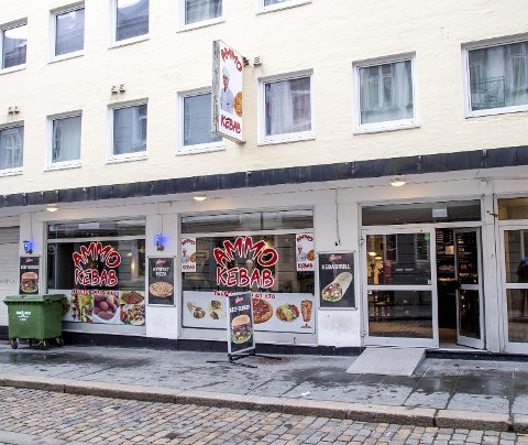 Ammo Kebab åpnet i Håkonsgaten 15 for kort tid siden. Dette er den femte restauranten i lokalene på fire år.