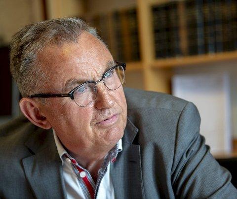 Advokat Arne Laastad har i sin bobehandling avdekket mistanke om straffbare forhold.