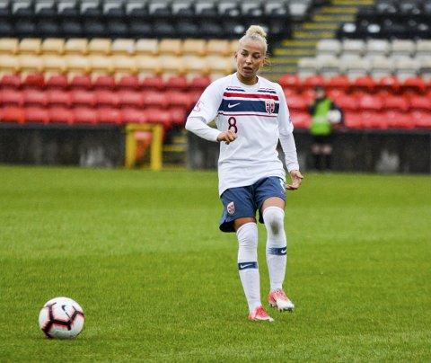 Rikke Nygard merker at interessen fra andre klubber stiger etter at hun ble tatt ut på det norske A-landslaget.