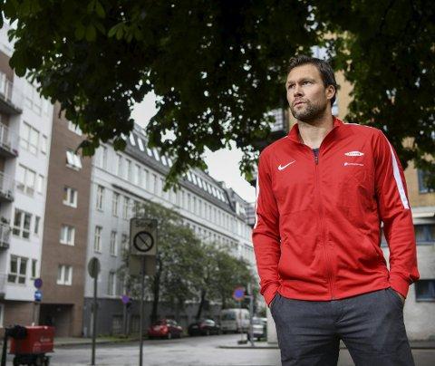 – Jeg opplevde ikke spillerevalueringen som dramatisk. Den var god og grundig, sier Håkon Opdal. som ikke vil gå nærmere inn på innholdet i den.