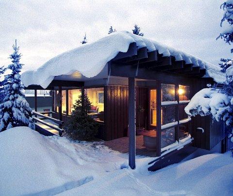 Ikke billig: Det kan fort bli en dyr døgnpris på hytten, når alle kostnader regnes med. Illustrasjonsfoto: Berit Roald / SCANPIX
