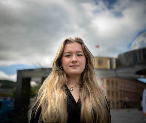 SKUMMELT: - Hver gang jeg tenkte på fremtiden fikk jeg klump i magen, forteller Emilie Sveva.