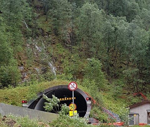 masfjordtunnelen kart Firda   Ras ved Masfjordtunnelen på E39 mellom Førde og Bergen masfjordtunnelen kart