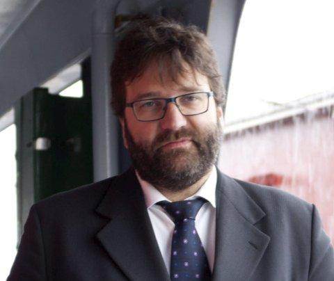 Eystein Markusson, daglig leder for Stiftelsen Narviksenteret, sier han ville ha saken avgjort på rett måte.