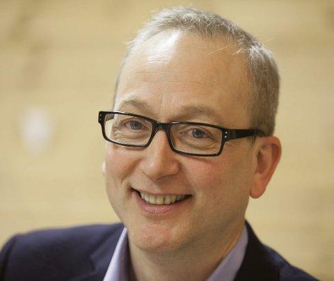 Ordfører Terje Bartholsen i Evenes