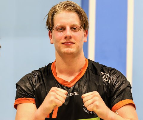 TIL DRAMMEN: August Storbugt forlater HTH etter sesongen og skal spille for Kristian Kjellings hardtsatsende Drammen.