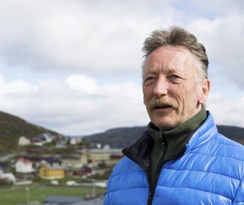 Populær: Gudleif Kristiansen er Senterpartiets sittende og populære ordfører i Måsøy.  Foto: Alexandra Kosowski