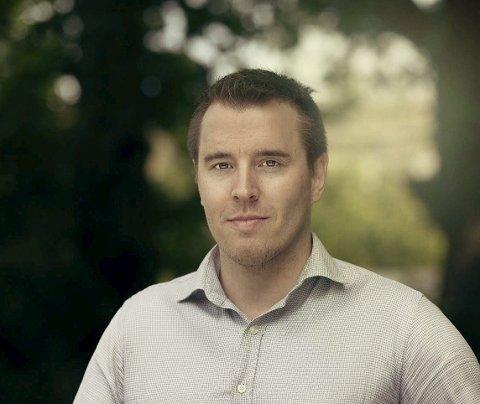 SKAPER NY ARENA FOR LEDERE: Kenneth Stålsett er en av initativtakerne for det nye lederutviklingsprogrammet til Sør-Varanger utvikling.