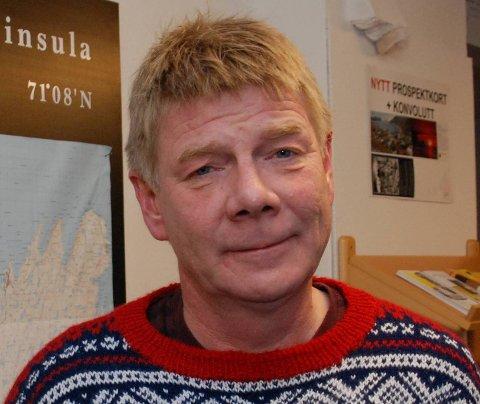 LANGT FRA 80%: Jan Olav Evensen i Arctic Coast AS, sier støtteordningen fra Staten til bedriftene langt fra er så lukrativ som enkelte har gitt inntrykk av.