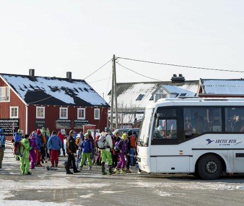 Lokale: Fredrik Geelmuyden har jobbet med topptur-turisme i Lofoten i 15 år gjennom Camp Lofoten. Her har man samarbeidet med en rekke lokale aktører. Denne erfaringen og strukturen ønsker man å videreføre gjennom Arctic Haute Route framover.
