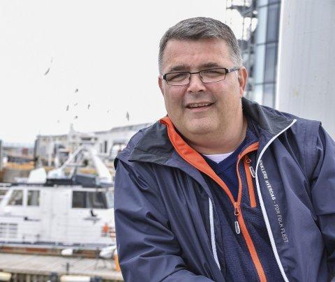 Ny oljeminister: Dagens Næringsliv melder torsdag at Kjell Børge Freiberg blir ny olje- og energiminister