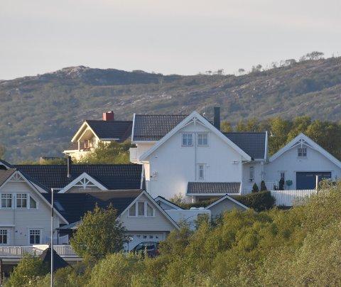 ØKT SKATT: Nå må eiere av nye hus også betale eiendomsskatt.