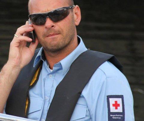 Alfred Busch (45) fra Leknes er blant søkerne til stillingen som leder av teknisk etat i Flakstad kommune.