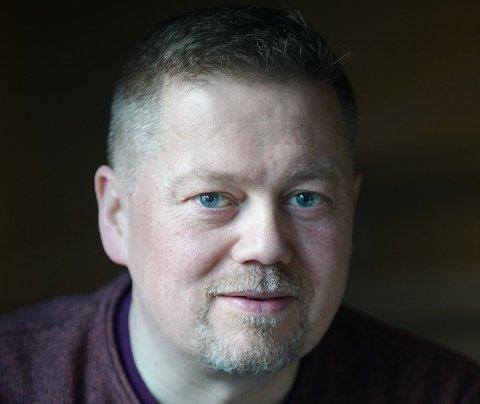 Tor Arne Fikseth er daglig leder ved Lofoten oljesenter AS på Ballstad.