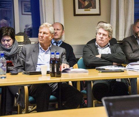 Rutine: Hallstein Bast og Jan Villum mener valgstyrets beslutning om å oversende Gjerstad klagesak til departementet var ren rutine.arkivfoto