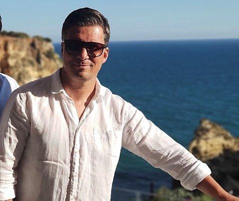 BIG BOSS: Nils Kristian Myhre er leder i sportslig utvalg i Elverum Håndball Herrer. Han er dagens gjest i vårt rykende ferske podkast-avsnitt.