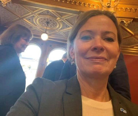 VARA: Kari Sofie Bjørnsen er også 2. vara på Akershusbenken i Stortinget.