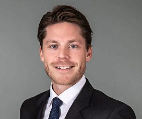 NY DIREKTØR: Mads Langgaard er ansatt som finansdirektør i Frigaard Gruppen.