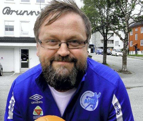Vil bli ordfører: Odd Sigbjørn Tvestad er klar på at ønsker å bli ordfører en dag.