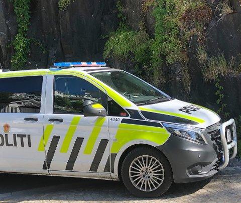 En ruskjører på Vegårshei ble stoppet på Vegårshei lørdag kveld, takket være at en politipatrulje tok en tilfeldig sjekk av sjåføren.