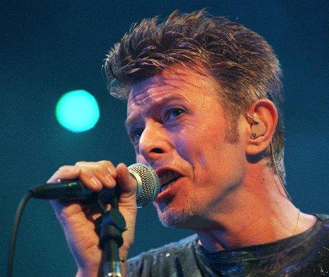 Hvil i fred: David Bowie forlot oss i fjor, men hva er hans egentlig til etternavn?