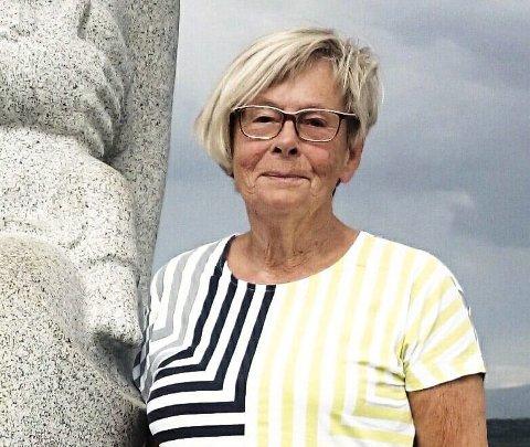 Ingrid Gulliksen Bergene.